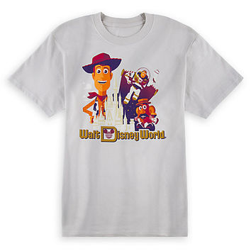 Toy Story Tee for Adults - Walt Disney World | Disney Store