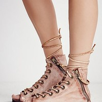 Free People Saga Lace Up Sandal