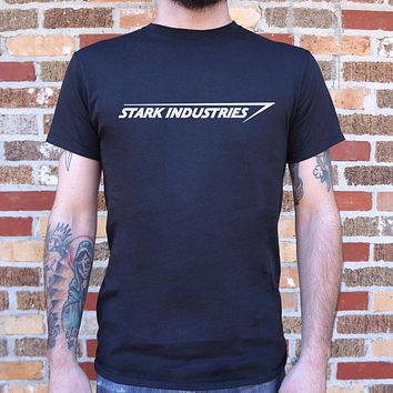Mens Stark Industries T-Shirt