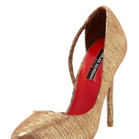 HauteLook | Neutral: Charles Jourdan Sandra III Metallic Pump