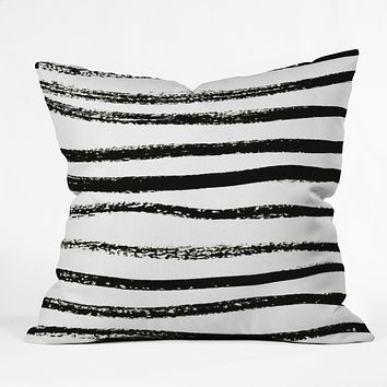 Rebecca Allen Bold As Love Throw Pillow
