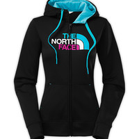 WOMEN'S FAVE HALF DOME FULL ZIP HOODIE | Shop at The North Face