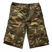 Dickies Camouflage Combat Shorts - TR14050 Dickies Camouflage Combat Shorts /