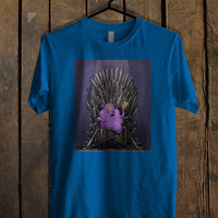 lumpy game of thrones adventure time Blue For Mens T Shirt and Womens T Shirt *76*