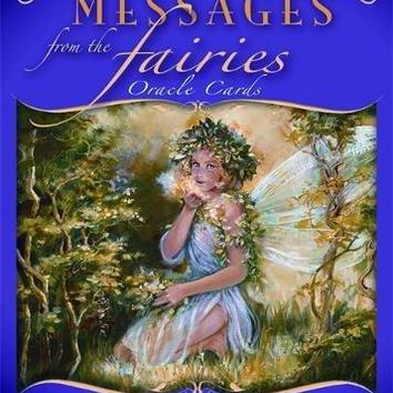 Magical Messages from the Fairies Oracle Cards CRDS