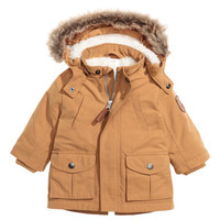 Parka with Hood - from H&M