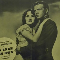 Introducing Olivia De Haviland and John Lund in To Each His Own, Paramount Pictures - Edit Listing - Etsy