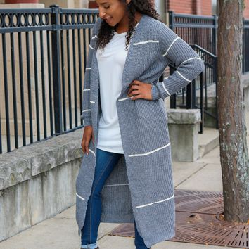 Between the Lines Cardigan