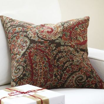 Carrie Paisely Pillow Cover