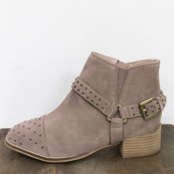VIP Studded Bootie