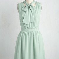 Give it Timeless Dress in Soft Sage