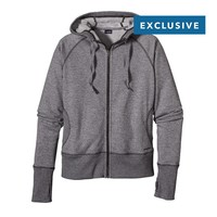 Patagonia Women's Cloud Stack Hoody | Forge Grey
