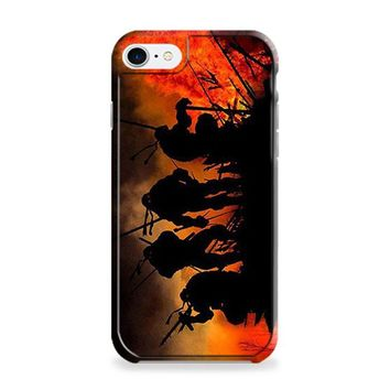NINJA TURTTLE MOVE IN SHADOW iPhone 6 | iPhone 6S Case