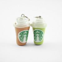 Miniature Charm Green Tea Frappuccino on Luulla