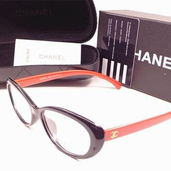 DCCKCO2 Chanel Women Fashion Popular Shades Eyeglasses Glasses Sunglasses [2974244523]