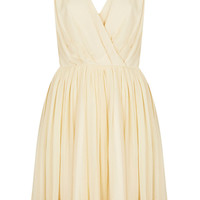 Wrap Prom Dress - Topshop USA