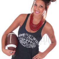 JUDITH MARCH FOOTBALL TANK