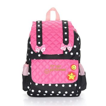 School Backpack Kids Backpack Children Backpacks  Schoolbag For Pupils Girls School Bags Satchel Backpack AT_48_3