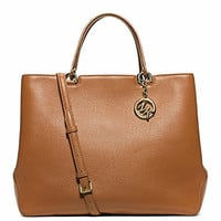 Michael Kors Stylish Waterproof Very Large Tote Leather
