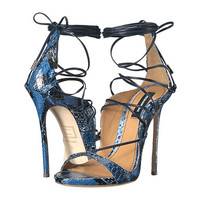 DSQUARED2 Strappy Sandal Blue - Zappos.com Free Shipping BOTH Ways