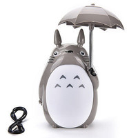 Unique Totoro Lamp Led Night Light ABS Reading Table Desk Lamps for Kids Gift TB