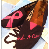 Find a Cure Toms