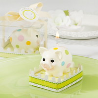 FashionCraft 9466 This Little Piggy Candles