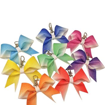Ombre keychain. Price is for one keychain. You can choose any color.