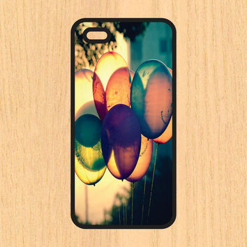 Balloons Print Design Art iPhone 4 / 4s / 5 / 5s / 5c /6 / 6s /6+ Apple Samsung Galaxy S3 / S4 / S5 / S6