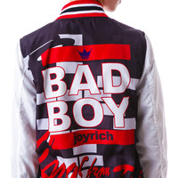 Joyrich Bad Boy Kings From Paris Jacket Black