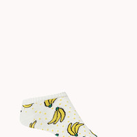 FOREVER 21 These Socks Are Bananas