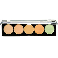 MAKE UP FOR EVER 5 Camouflage Cream Palette Color Correct & Concealer (5 x 0.07 oz No.