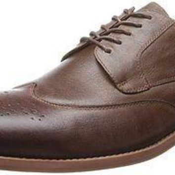 NEW FLORSHEIM ROCKIT WING OX BROWN MEN'S SHOES