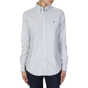 Polo Ralph Lauren Blue Striped Harper Shirt