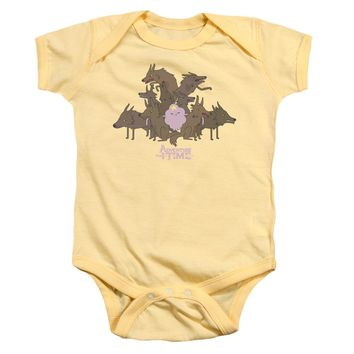 Adventure Time - Lsp & Wolves Infant Snapsuit Officially Licensed Baby Clothing