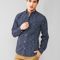 Small Floral Oxford Shirt