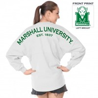 Marshall University® Est. 1837 Spirit Football Jersey®