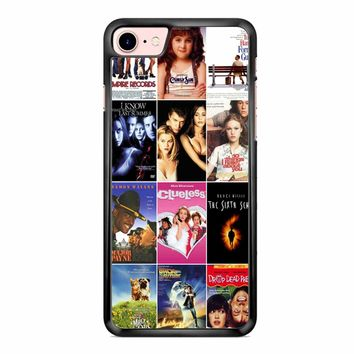90S Movies 1 iPhone 7 Case