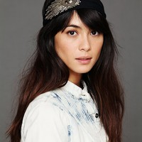 Free People Embroidered Headband