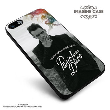 panic at the disco band cover album design case cover for iphone, ipod, ipad and galaxy series