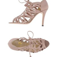 Chérie amour Women - Footwear - High-heeled sandals Chérie amour on YOOX