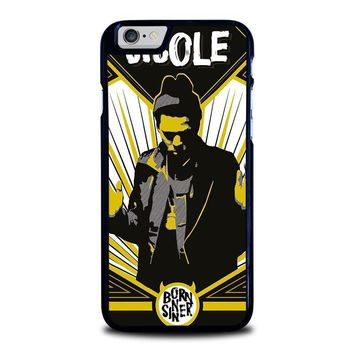 j cole born sinner iphone 6 6s case cover  number 1