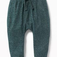 Plush-Knit Jersey Pants for Baby | Old Navy