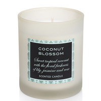 Coconut Blossom Filled Scented Candle | M&S