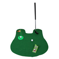 Potty Golf Gag Gift