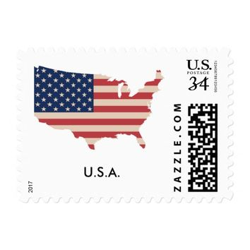 34 Cents US Postcard Stamps
