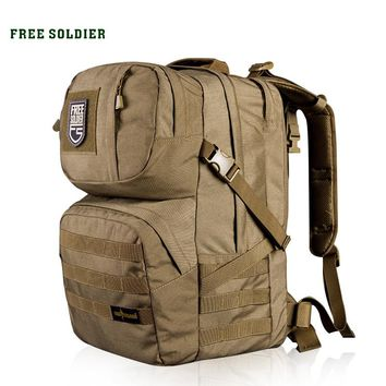 Outdoor Sports Bag Tactical Backpack For Men Hiking& Camping Military Backpack  For Travel Or Hunting