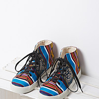 Inkkas Bluebird Shoes