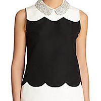 Kate Spade New York - Françoise Top - Saks Fifth Avenue Mobile