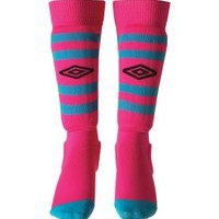 Umbro Youth Neon Soccer Shin Socks - Dick's Sporting Goods